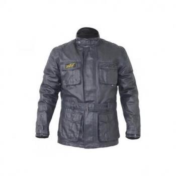 Veste RST IOM Classic TT Wax 3/4 II textile noir taille M homme