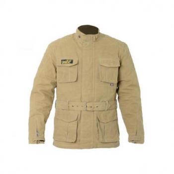 Veste RST IOM Classic TT Wax 3/4 II textile sable taille 3XL homme