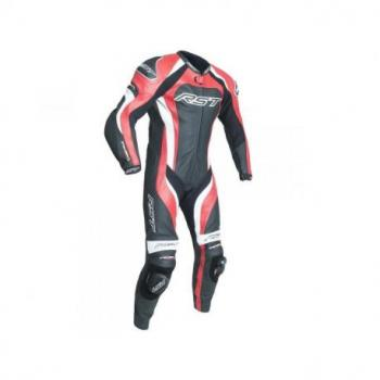 Combinaison RST TracTech Evo 3 CE cuir rouge taille M homme