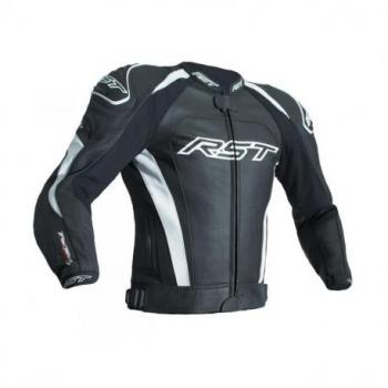 Veste RST Tractech Evo 3 CE cuir blanc taille 3XL homme