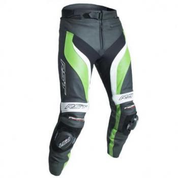 Pantalon RST Tractech Evo 3 CE cuir vert taille XL homme