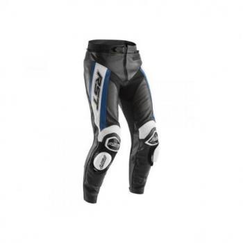 Pantalon RST Tractech Evo R CE cuir bleu taille XXL homme