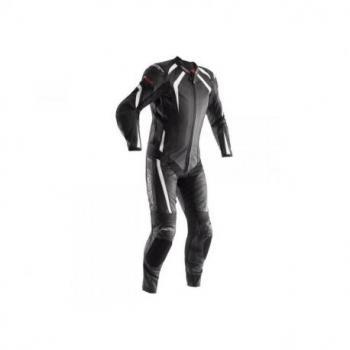 Combinaison RST R-18 CE cuir blanc taille 3XL homme