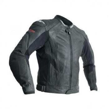 Veste RST R-18 CE cuir noir taille M homme
