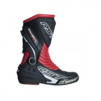 Bottes RST TracTech Evo 3 CE cuir rouge 41 homme