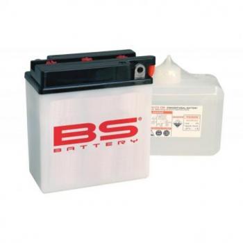Batterie BS BATTERY 12N7-3B conventionnelle livrée avec pack acide