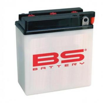 Batterie BS BATTERY 6N2-2A-7 conventionnelle sans pack acide