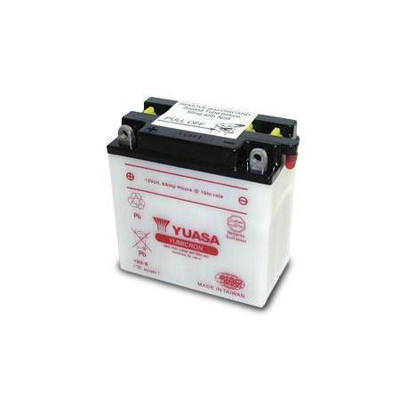 Batterie YUASA YB10A-A2 conventionnelle