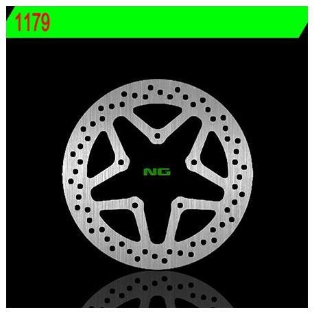 Disque de frein NG 1179 rond fixe