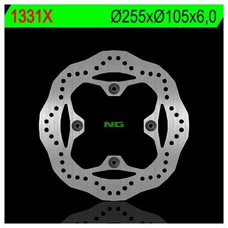 Disque de frein NG 1331X pétale fixe