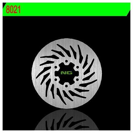 Disque de frein NG 8021 rond fixe