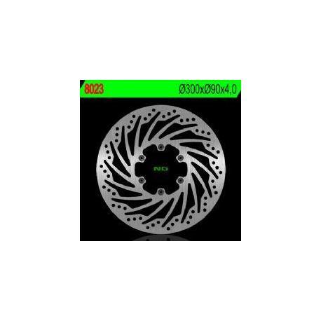 Disque de frein NG 8023 rond fixe