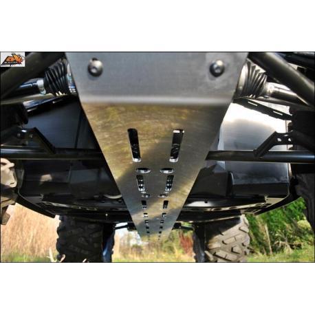 Protection de poutre AXP alu 6mm Can-Am Outlander