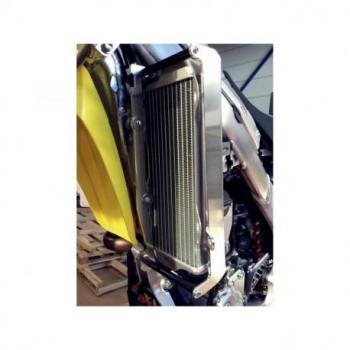 Protection de radiateur AXP Suzuki RM-Z250