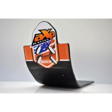 Semelle MX AXP Anaheim PHD noir/déco orange KTM 250 SX