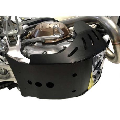 Sabot enduro AXP PHD 6mm noir Husqvarna