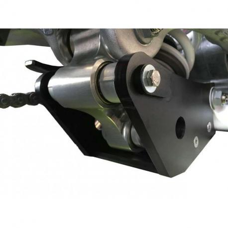 Protection de biellette de suspension AXP PHD noir Husqvarna