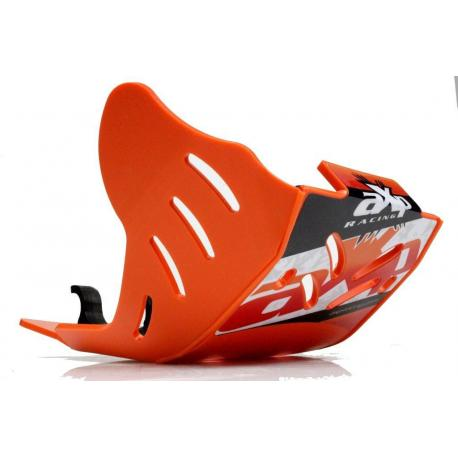 Sabot enduro AXP PHD orange KTM EXC-F250/350