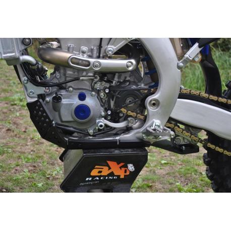 Sabot enduro AXP Xtrem PHD noir Yamaha YZ450F