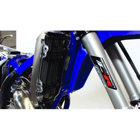Protection de radiateur AXP noir Suzuki RM-Z450