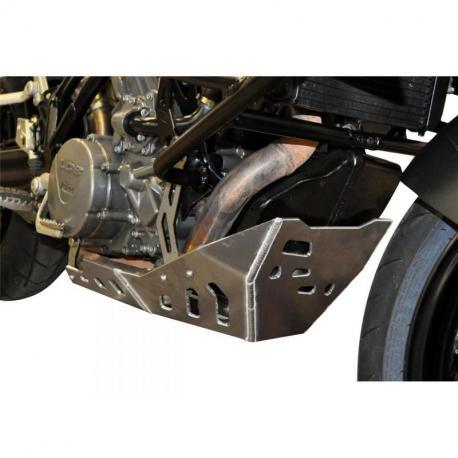 Sabot trail BIHR alu Ice Mat KTM 990 SMT