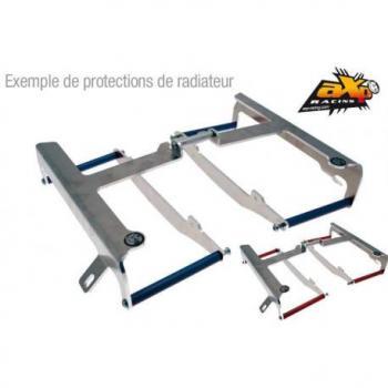 Protection de radiateur pour KXF450F 06-08