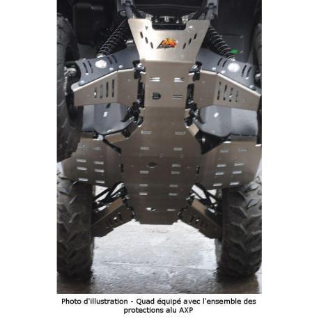 Sabot intégral AXP alu 6mm Yamaha