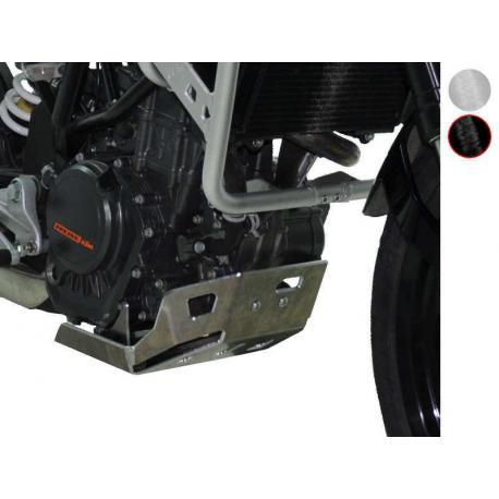 Sabot trail BIHR alu noir KTM 125/200 Duke