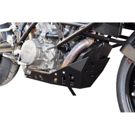 Sabot trail BIHR alu noir KTM 990 SMT