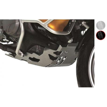 Sabot trail BIHR alu noir Honda XL1000 Varadero