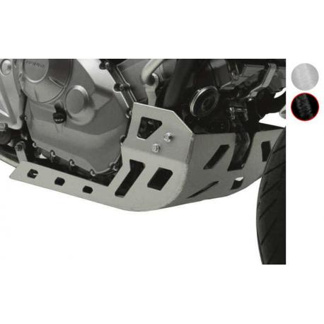 Sabot trail BIHR alu noir Honda NC700X/750X
