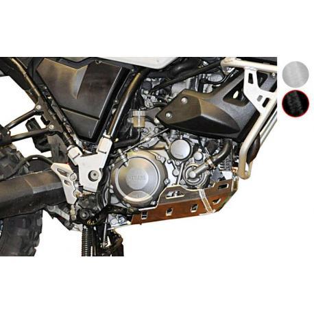 Sabot trail BIHR alu noir Yamaha XT660Z Ténéré