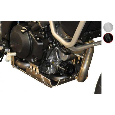 Sabot trail BIHR alu noir Suzuki DL1000 V-Strom