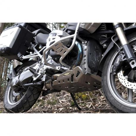 Sabot trail BIHR alu Ice Mat BMW R 1200 GS