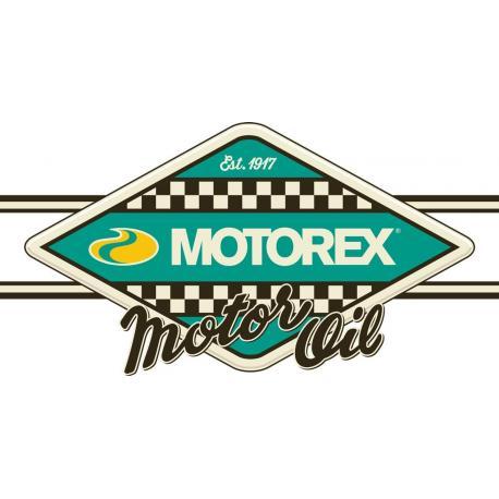 Plaque de métal MOTOREX Classic Line 60 X 32cm