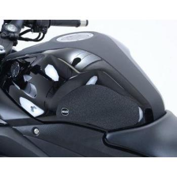 Kit grip de réservoir R&G RACING translucide (2 pièces) Yamaha YZF-R3