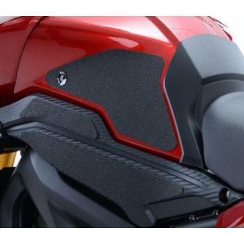 Kit grip de réservoir R&G RACING translucide (6 pièces) Yamaha MT-09 Tracer