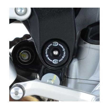 Insert de cadre R&G RACING noir droit bas MV Agusta F3 675