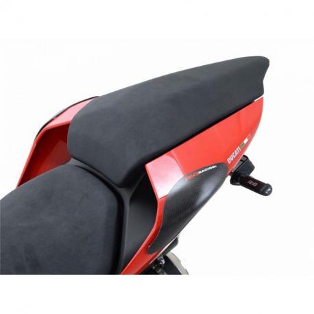 Sliders de coque arrière R&G RACING carbone Ducati 959 Panigale