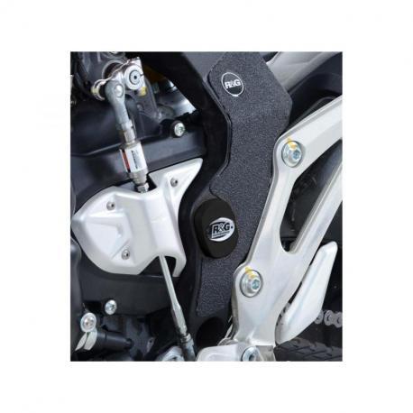 Kit inserts de cadre R&G RACING noir MV Agusta Turismo Veloce 800
