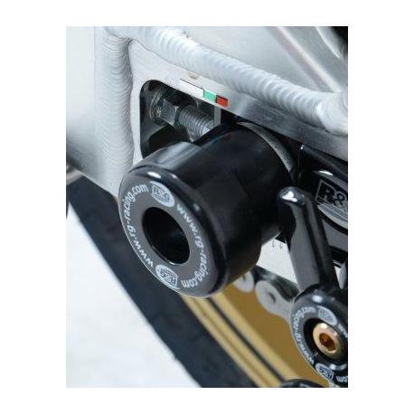 Protections de bras ocillant R&G RACING noir Honda CBR1000RR SP