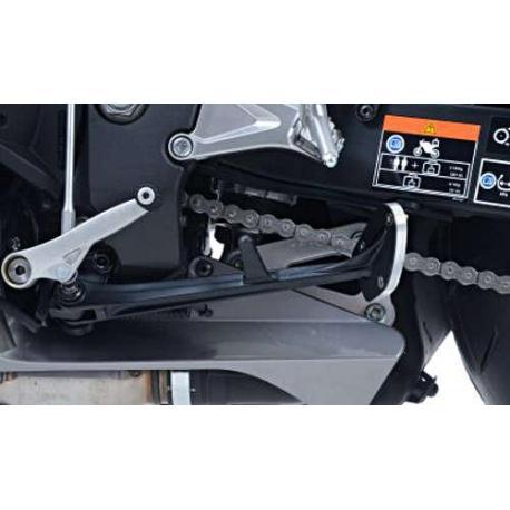 Patin de béquille R&G RACING alu Honda CBR1000RR Fireblade/SP