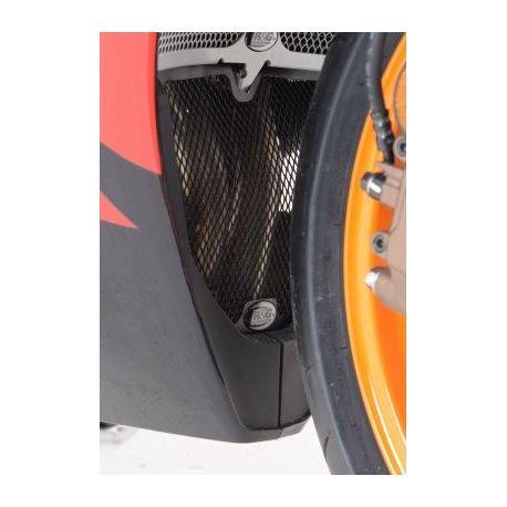 Grille de collecteur R&G RACING noire Honda CBR600RR