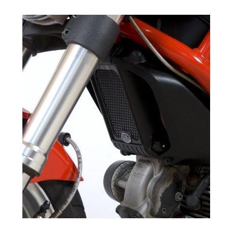 Protection de radiateur d'huile R&G RACING Ducati Monster 1100 S/Evo