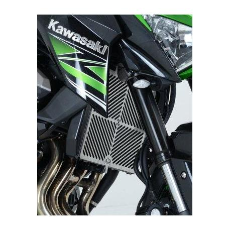 Protection de radiateur R&G RACING inox Kawasaki Z750/800/1000