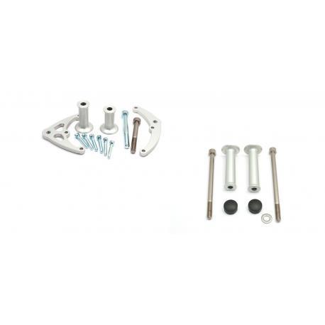 Kit fixation Crash-Pad LSL BMW F800R