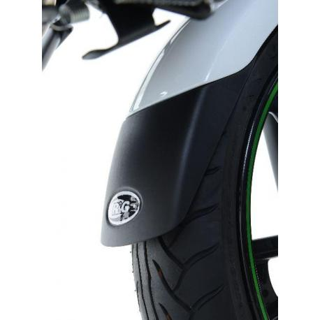 Extension de garde-boue avant R&G RACING noir Yamaha MT-07