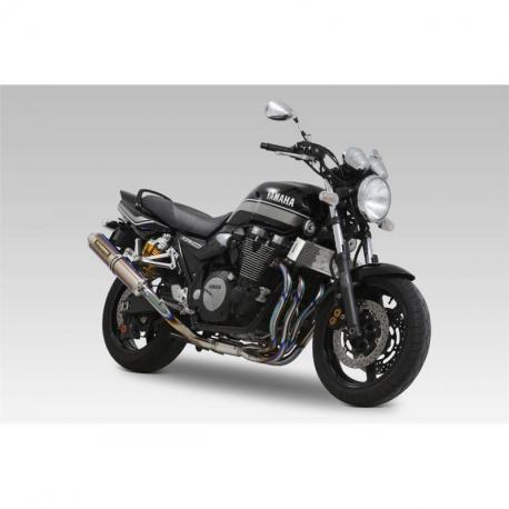 Protection de radiateur d'huile YOSHIMURA inox Yamaha XJR1300/1300SP/1300C