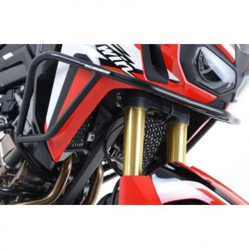 Protections latérales R&G RACING haute noir Honda CRF1000L Africa Twin