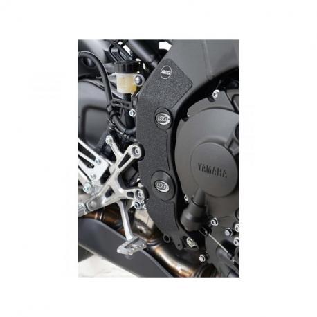 Adhésif anti-frottement R&G RACING cadre noir 2 pièces Yamaha MT-10
